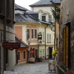 Kutna Hora - Altstadtgasse