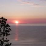 sie Sonne um 22:00 Uhr bei Kohtla