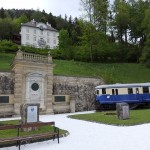 Semmering - Denkmal für Carl Ghega