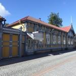 Rauma - Haus im neoklassizistischen Stil