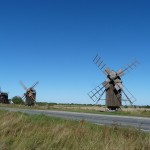 Öland - Windmühlen, das Wahrzeichen der Insel