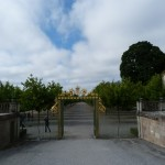 Drottningsholm - Garteneingang