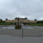 Drottningsholm - Schloss Gartenseite