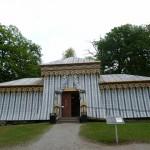 Drottningsholm - Guard Tent, eine Nachbildung