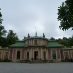 Drottningsholm - Chinesisches Schlösschen