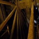Falun - Wasserrad 17 m Durchmesser