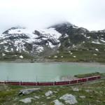 am Lagio Bianco in 2200 m Höhe