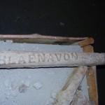 Blaenavon - Eisenbarren