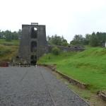 Blaenavon - Aufzug für die Hunte