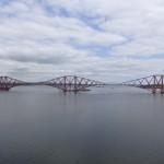 Forth Brücke - Gesamtansicht