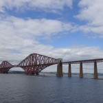 Forth Brücke - südliches Widerlager