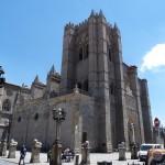 Avila - Kathedrale