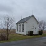 Kirche von Nord Gran Pré