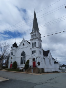 Lunenburg - Zion Evangelical Lutheran Church