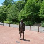 Statue Jeffersons
