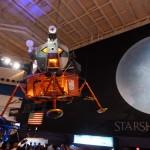 Mondlandegefährt