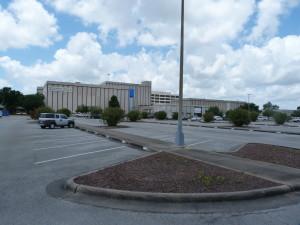 Gebäude der NASA, hier Kontrollzentrum