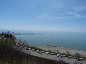 Goderich - Uferpromenade und Huron See