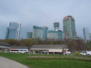 Skyline von Niagara