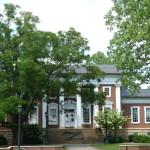 Gebäude der Universität