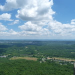Blick auf Chattanooga