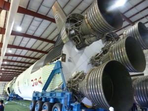 Saturn 5 Rakete