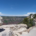 Blick in den Grand Canyon 2