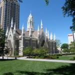 Salt Lake City - Tempelsquare