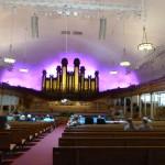 Salt Lake City - Orgel im Tabernacle