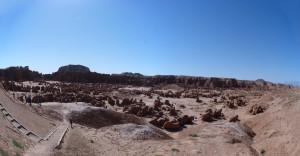 Panorama Tal der Kobolde