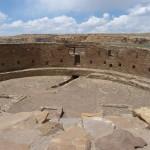 Chaco Canyon - größtes Kiva in Casa Rinconada