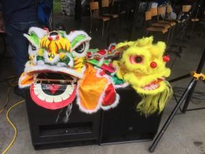chinesische Masken