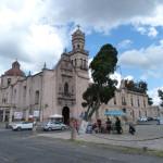 Heiligtum von Guadelupe neben Morelis