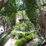Jardin de la Union in Guanajuato
