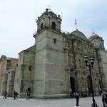 Oaxaca - Kathedrale