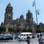 Mexiko City - Kathedrale