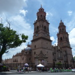 Kathedrale von Morelia