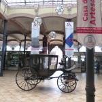 Inneres der Markthalle von Zacatecas