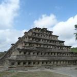 El Tajin - Nischenpyramide