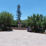 Plaza de Armas in Queretaro