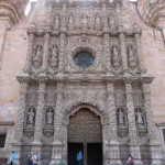 Westwerk der Kathedrale in Zacatecas