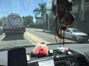 Oaxaca - und plötzlich fährt man links