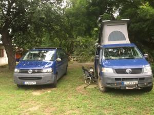 2 blaue T5 aus dem Osten
