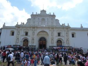 Antigua - Kathedrale