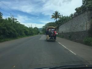Personentransport in El Salvador