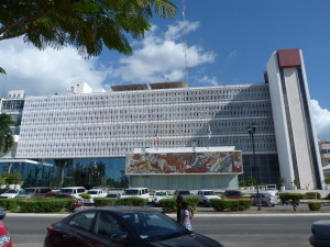 Campeche - Palast des Gouverneurs