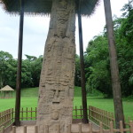 Quirigua - Stele F, die größte