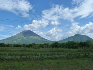 Vulkan Cristóbal Casita vor Leon