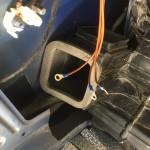 neue Kabelschuhe vom Elektriker