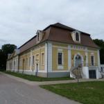 Zerbst - barocke Stadthalle